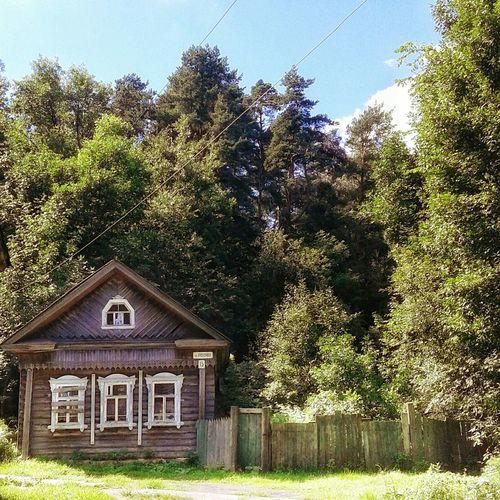 Город Юрьевец старыйдом деревянныйдом вековой дом First Eyeem Photo