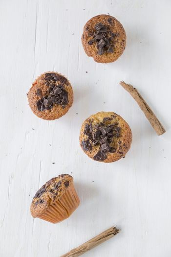Chocolate and orange muffins Muffins Food Foodphotography Chocolate Treat Sweet Delicious Cinamon Foodporn