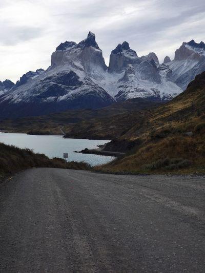 Cuernos del Paine Patagonia TorresDelPaine Puertonatales