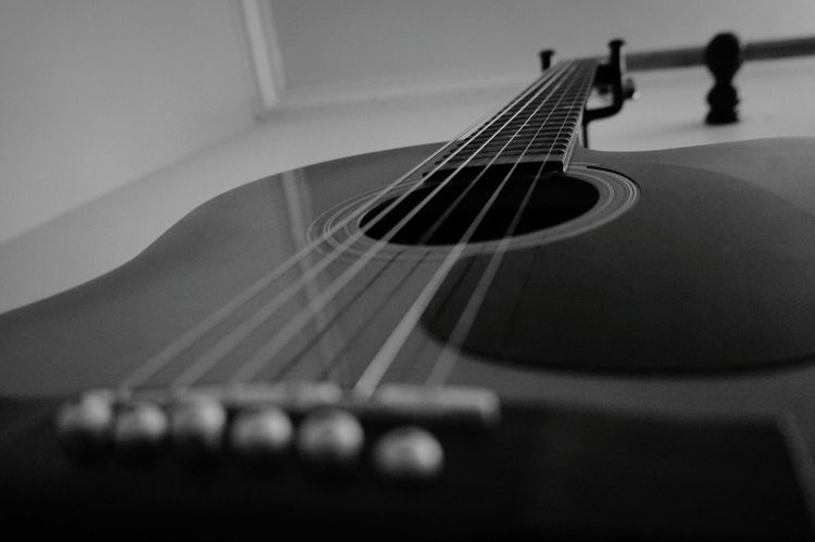 Guitar My Guitar ♡ Music Is My Life Enjoying Life Relaxing Playing Music