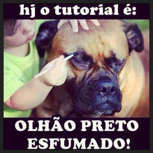 Make Olhopreto Omaispedido 💪✌ hahaha️