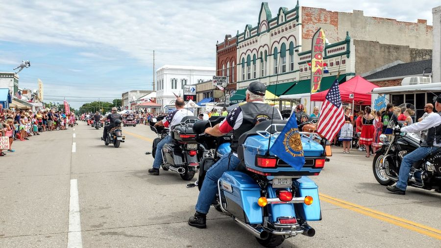 55th Annual National Czech Festival August 5, 2016 Wilber, Nebraska Americana Americans Celebrate Your Ride Celebration Color Photography Community Czech Days Czech Festival Event EventPhotography Large Group Of People Main Street USA Midday Sunlight Motorcycle Club Motorcycles Nebraska Parade Smal Town USA Small Town America Small Town Stories Small Town USA Street Street Photography Veterans Wilber, Nebraska