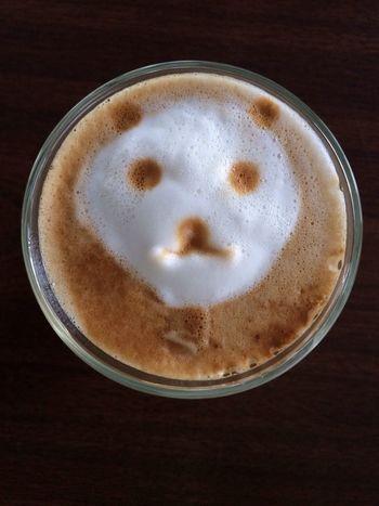 Bear? Cosmffee Coffee ☕