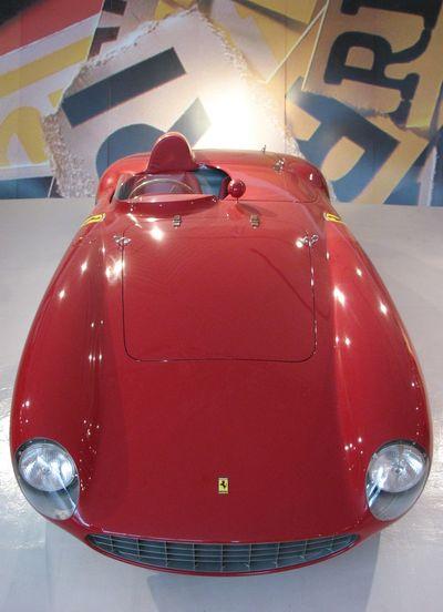 Cars Ferrari FERRARI MONZA Galléria Ferrari Maranello