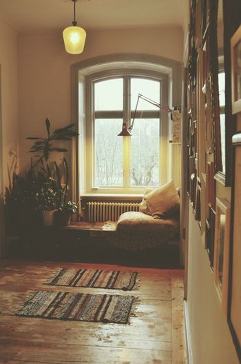 Interior Views Home Is Where The Art Is Vintage Window Window Nook Nook Chill Hanging Out