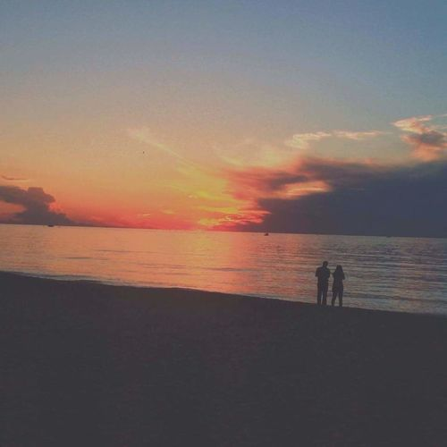Yalova Beachphotography Lovelysunset Lovepeople Sundown Happy Time Happy People Romantic Place Romantic❤