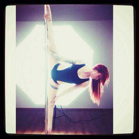 Pole Dancing Tattoo