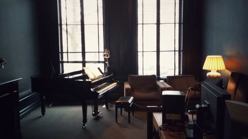 Interior Post Production Piano Indoors  Window Grand Piano No People Musical Instrument Architecture Shadows & Lights Amsterdam City
