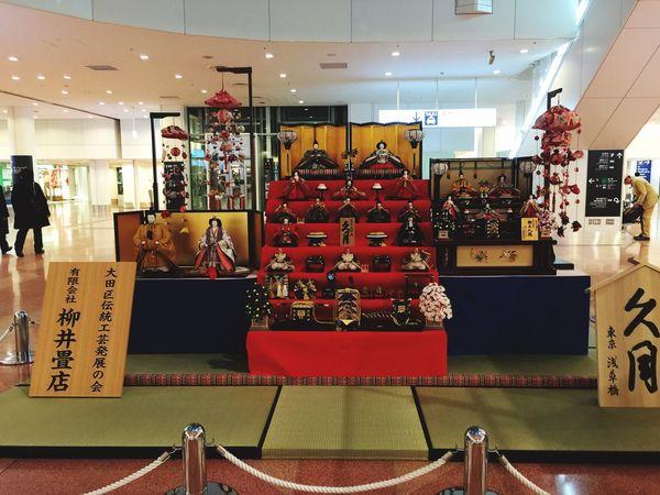 ひなまつり ひな祭り 雛祭り Tokyo 東京 Japan