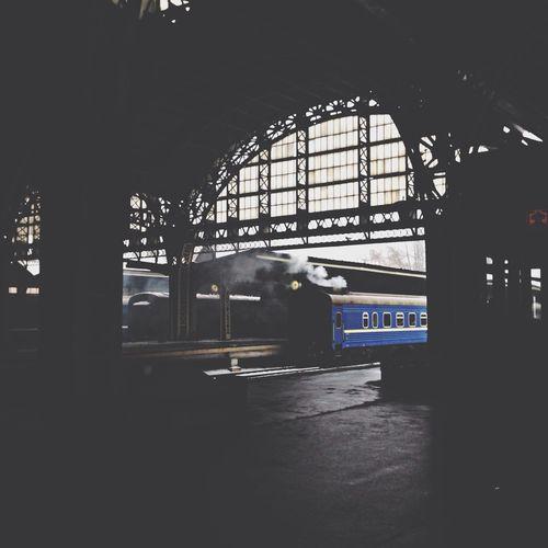 Public Transportation вокзалы поезд