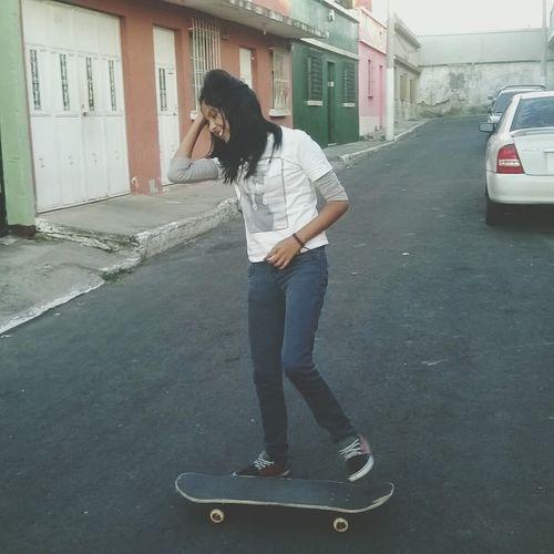 Skate Skater Girl Girl Street