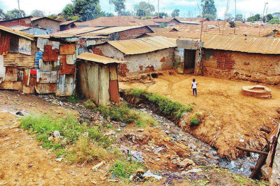 Outdoors Slum Canon Color Photography Colors Canonphotography Eastafrica Africa Childhood Kenya Kibera Nairobi Landscape Inner City