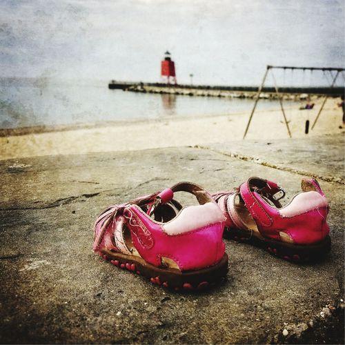 Beach Sand Pink