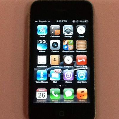 Rindu ku kan 3gs ku ?? IPhone 3GS Apple