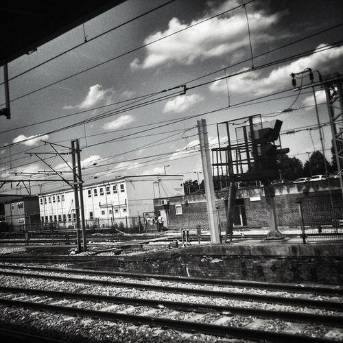 Train Traintracks Trainporn Colchester station