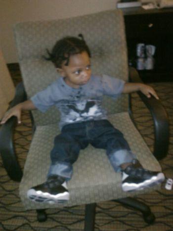 My nephew!!!