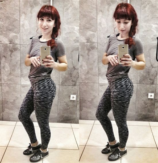 SportTime Young Women Pretty Likeforfollow TagForTag Istanbuldayasam Picoftheday Photography Fitness