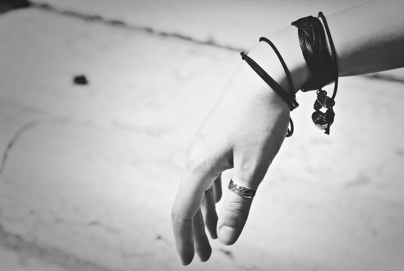 Blackandwhite Hand Show Me Your Hand
