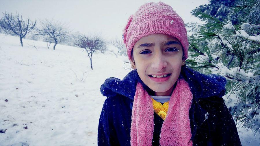 Snow ❄ Jordan❤ Amman Jordan Nature_collection Cold Days