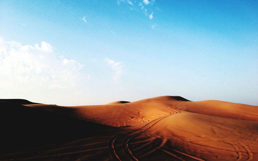 EyeEm Selects Sky Landscape Environment Land Desert Scenics - Nature Sand Dune
