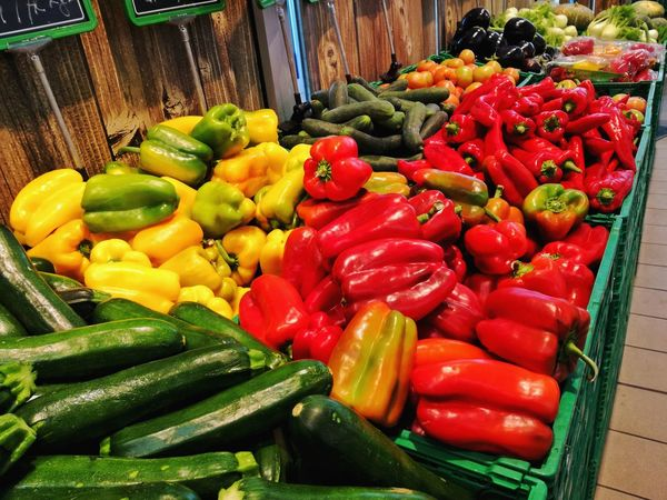 Italy Market Vegetable Food Food And Drink Healthy Eating Large Group Of Objects Variation Abundance Freshness No People Red Day Outdoors Market Fruit Multi Colored Close-up