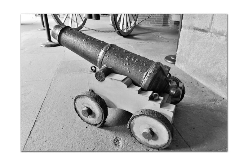 Cannons @ Fort Point 7 San Francisco CA🇺🇸 Civil War Era Pacific Coast Defense Artillery Bnw_friday_eyeemchallenge Big Boy Toys Aerial Warfare Columbiad Cannon Projectiles Cannon Balls U.S.Arny Corps Of Enginneers Built Fort 1861 Arched Casemates Weaponry Monochrome Photograhy Monochrome Black & White Black And White Photography Black And White Black And White Collection  Military History Architectural Detail Brick & Mortar
