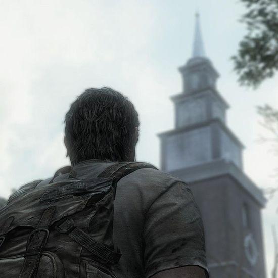 TheLastOfUs PS4 Beautiful Church Joel Photomode