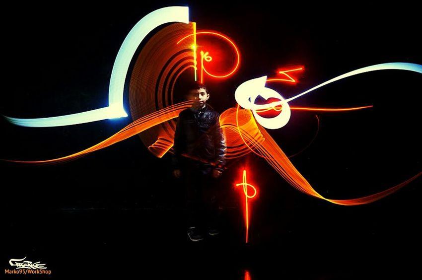 Lightpainting Marko93 Light Trails Art Calligraffiti Abstract Light Lightpainting