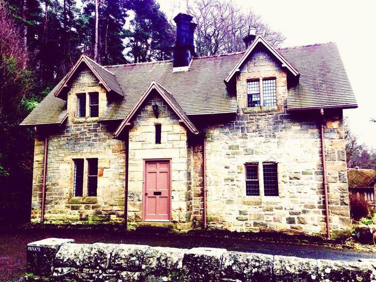 Cottage Cragside