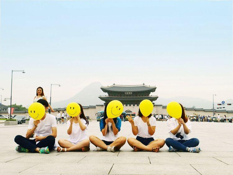 Smile Seoul UCC