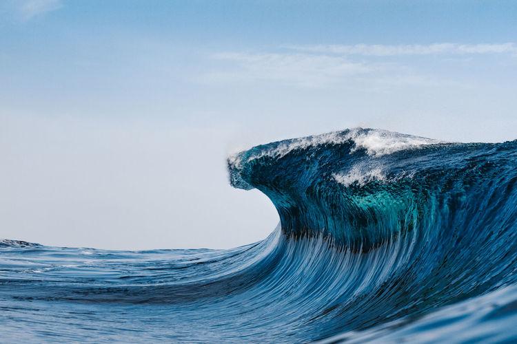 simple things Water Sea Motion No People Nature Sky Blue Day Outdoors Cloud - Sky Beauty In Nature Power In Nature Marine Nature Nature_collection Surf Surfing Wave Waves Waves, Ocean, Nature Ocean EyeEmNewHere EyeEm Best Shots EyeEm Nature Lover EyeEm Selects