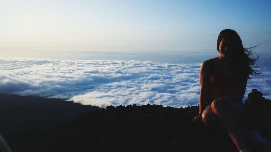 Cloudporn Teide Tenerife Urban Escape