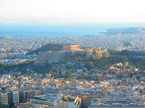 Parthenon Acropolis Greece Architecture