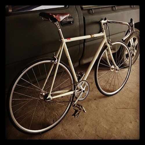 One more shot, Bike Bicycle Fixie Specialize langster sattahip brooks njs nitto miche