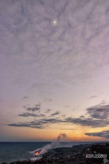 Pele at Twilight Landscape Hiking Moon EyeEm Best Shots