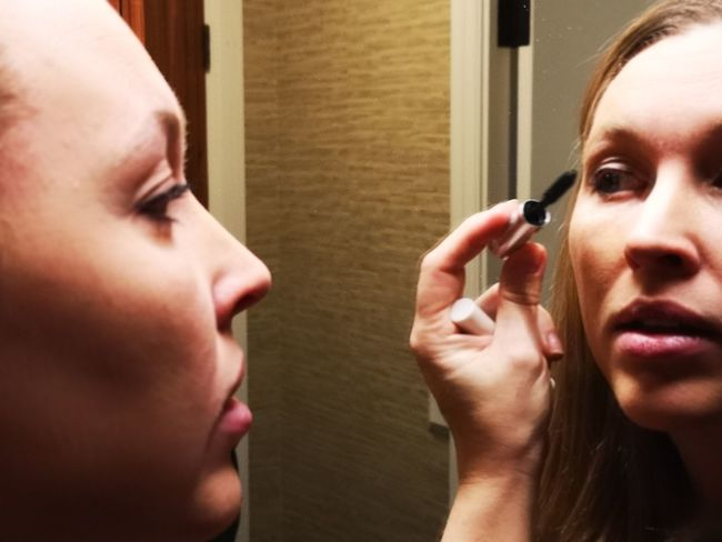 What do you see when you look at yourself in the mirror? Beautiful Woman Mirror Reflection Mirror Looking In The Mirror Pretty Girl A New Perspective On Life Human Lips Young Women Human Eye Beauty Women Men Human Face Vanity Mascara Make-up Lip Gloss Eye Make-up Human Connection