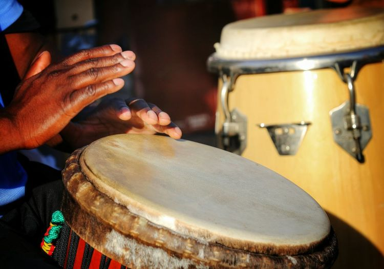 I Just Want To Bang On The Drums All Day Bongo Drum Bongo Bongo Drummer Drum Drumming Drum Circle Outdoors Perspective People And Places EyeEm Photography Is My Therapy Eyeem Market ForTheLoveOfPhotography Tranquility Eye4photograghy Eyeemphotography From My Point Of View Lifestyles