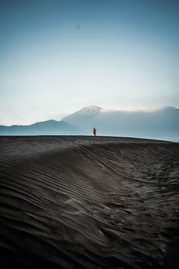 Incredible shots during a trip to bromo, east java, indonesia