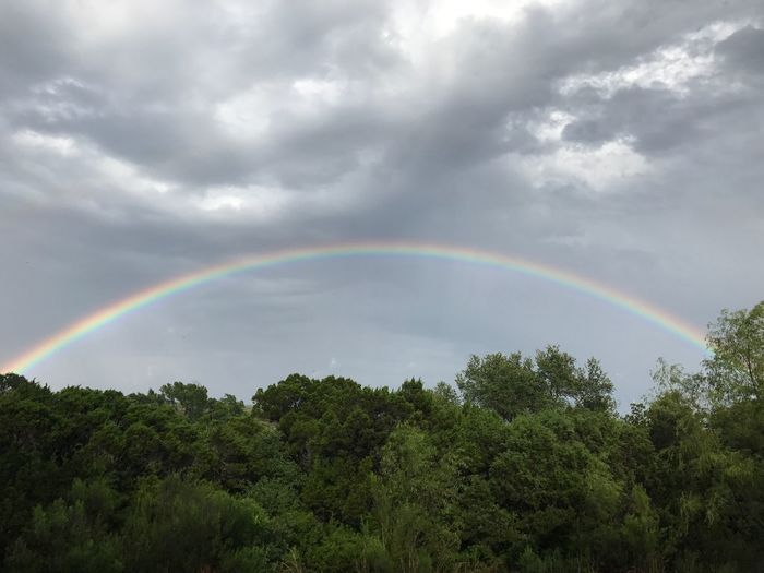 The Mysteries of Heaven Rainbow Double Rainbow Nature Beauty In Nature Weather No People Unfiltered Neverstopexploring  Personal Perspective Tennessee Girl In Texas Camera Is A Girls Best Friend The Little Things