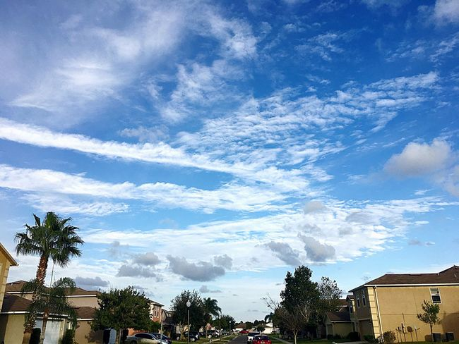 Orlando Florida suburbs Outdoors No People Day Sky First Eyeem Photo