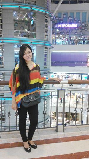 ????????? Suria KLCC Enjoying Life Hello World ♥Myunie♥