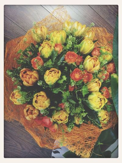 Flowers :) Enjoying Life