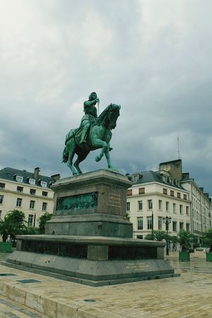 Jeanne D'arc France Statue France 🇫🇷