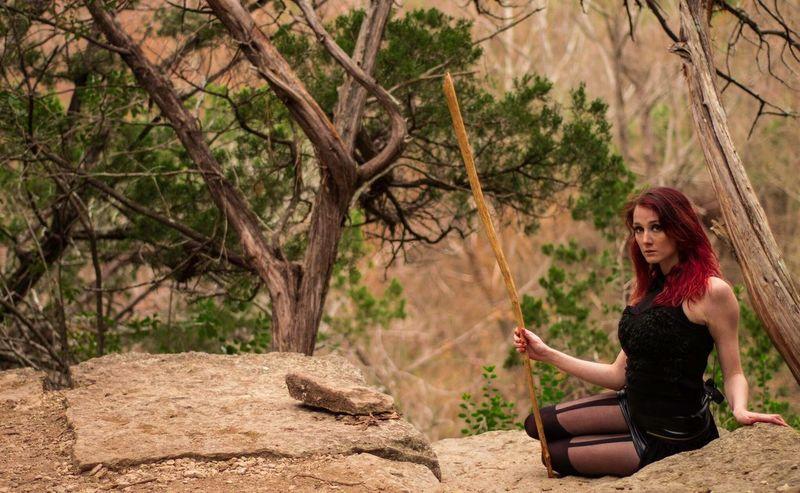 Photo 21 green belt shoot. Model: Viccy Lemmond Photography Texas Beautiful Girl Model Nature Photoshoot Austin Green Belt