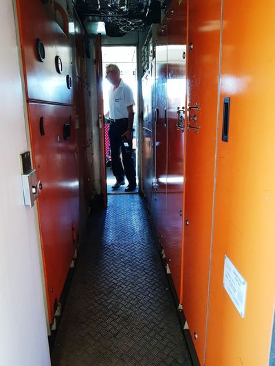 Door One Person One Man Only Indoors  Only Men People Adult Corridor Adults Only Men Full Length Day Occupational Safety And Health