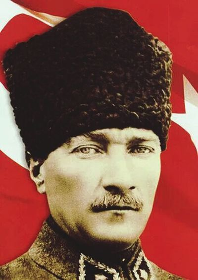 Ulu Önder M.Kemal ATATURK