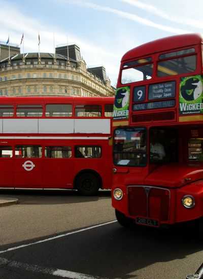 Red Routemaster