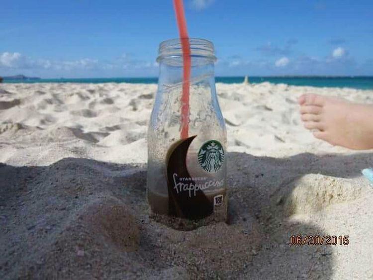 Kailua Beach Starbucks