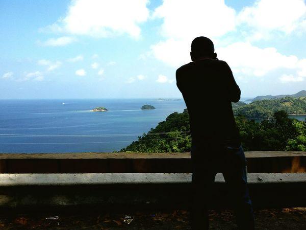Marinduque,Philippines Marinduqueisland Photographer Blue Sky Blue Sea Islands Island View