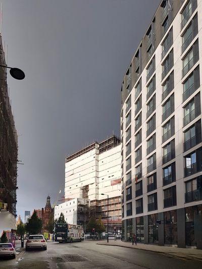 Grey Sky Heavy